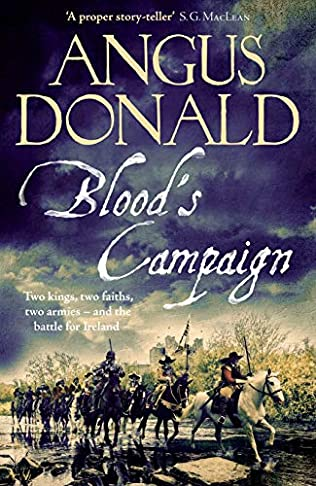 book cover of Blood\'s Campaign