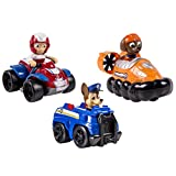 Nickelodeon, Paw Patrol - Rescue Racers 3pk Vehicle Set Chase, Zuma, Ryder