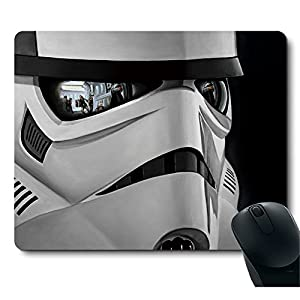 Awesome Personality Desgin Cool Soldier Customized Rectangle Mouse Pad