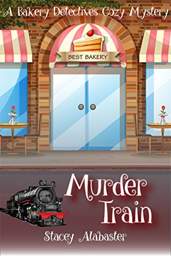 Murder Train Bakery Detectives Mystery ebook product image