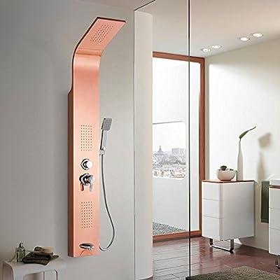 Tw 304 de lujo traje de mampara de ducha / grifo de la ducha ...