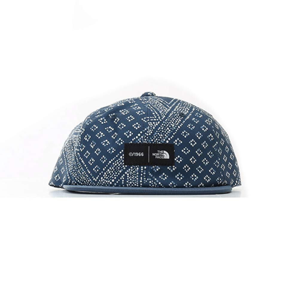 The North Face 2SBQ1NH Gorra, Unisex Adulto, (Shady Blue Bandana ...