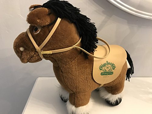 Cabbage Patch Kids Show Pony 1984 Brown 15