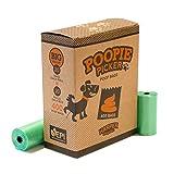 Poopie Picker, Dog Poop Bags, 20 Rolls/400 Count, Unscented Leak-Proof Pet Waste Bags