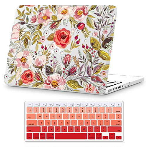 Holilife MacBook Plastic Soft Touch Compatible