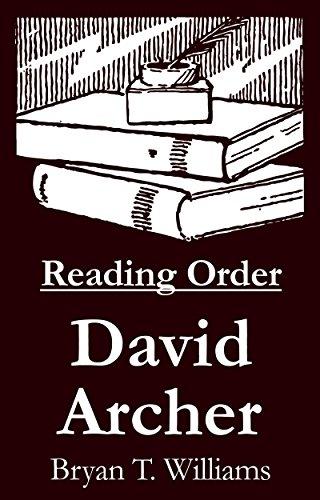 David Archer - Reading Order Book - Complete Series Companion Checklist