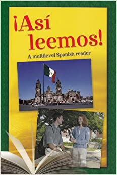 Book Asi Leemos!: A Multilevel Spanish Reader (Ntc's Spanish Readers Series) (Spanish Edition) by William T. Tardy (2002-10-01)