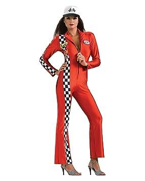 Horror-Shop Sexy Racer Traje Rojo XS: Amazon.es: Juguetes y ...