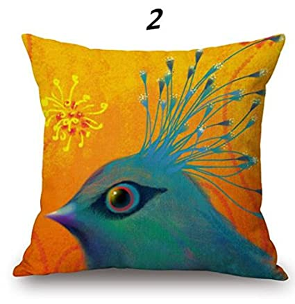 Amazon.com : Maiyubo Luxury Flower Vase Pillow Cushion Cover ...