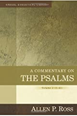 A Commentary on the Psalms: 1-41 (Kregel Exegetical Library) Hardcover