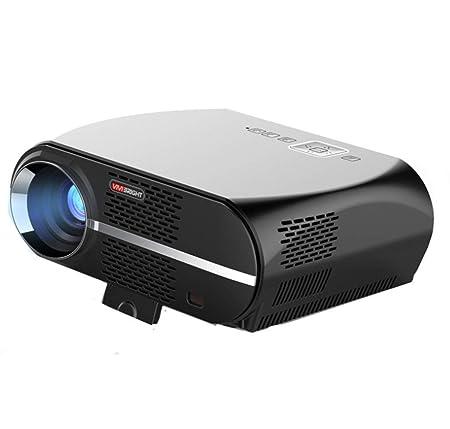 TOUYINGJI GP100 Pico - Proyector LED para Oficina (soporta HD ...