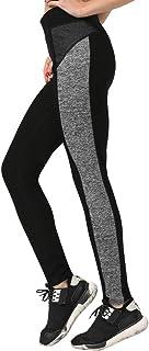 Pantalones de Fitness Pantalones de Cintura Alta de Yoga para Mujeres Pantalones Deportivos