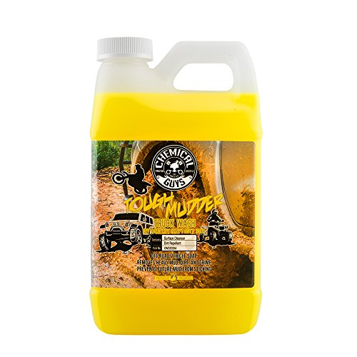Chemical Guys CWS20264 Tough Mudder Truck Wash Off Road and ATV Heavy Duty Soap Oz-1/2 Gal, 64. Fluid_Ounces ()