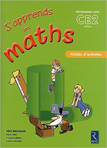 En ligne téléchargement gratuit J'apprends les maths CE2 epub pdf