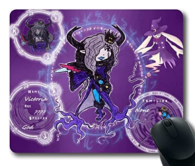 god of death Personalized Unique Design Durable Printing oblong shaped Mouse Pad