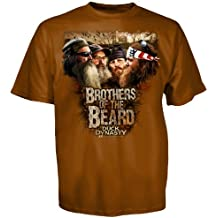 Duck Dynasty Brothers Of The Beards Youth T-Shirt-small