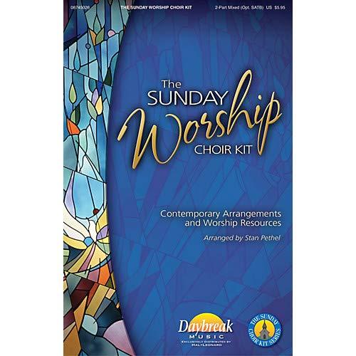 The Sunday Worship Choir Kit CHOIRTRAX CD Arranged by Stan Pethel