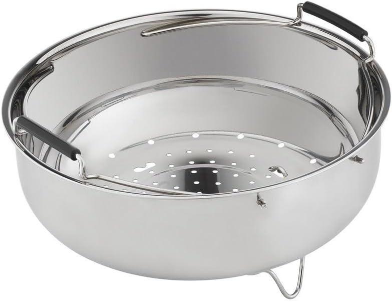 Moulinex cesta cesta cocina vapor de acero olla Cookeo ce7061 ce8511: Amazon.es: Hogar