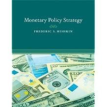 Monetary Policy Strategy (MIT Press)
