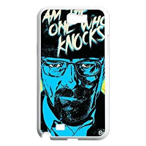 Breaking Bad DIY Cover Case for Samsung Galaxy Note 2 N7100,personalized phone case ygtg319618 WANGJING JINDA