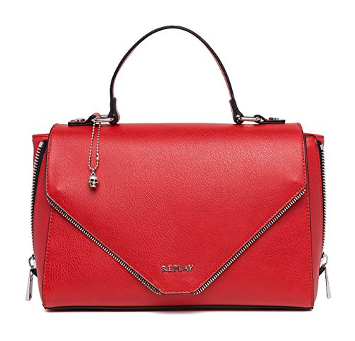 000 Fw3748 Replay Red Bag blood a0362 Women's Red 5ET4nqxq81