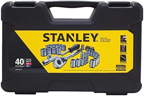Stanley Mechanics Tool Set, STMT71648: Amazon.es: Bricolaje y herramientas