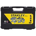 Stanley 40-Piece Socket Set STMT71648