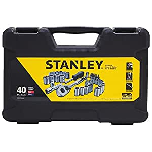 Stanley STMT71648 40-Piece Socket Set