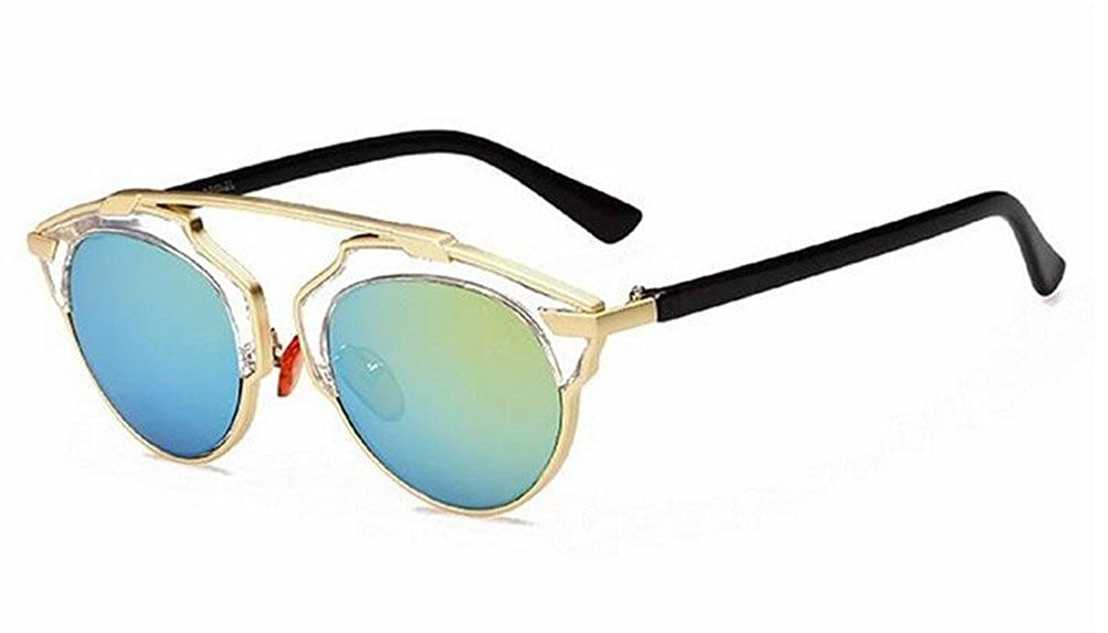 385b0e0a8add Amazon.com  GAMT New Fashion Cateye Polarized Sunglasses for Women Classic  Style (Gold Green)  Shoes