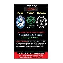 DGSE - VEVAk - MOSSAD