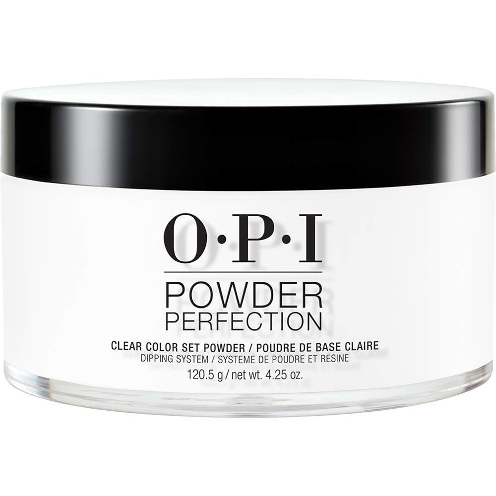 OPI Clear Color Dipping Powder, Powder Perfection Nail Color,Nail Polish