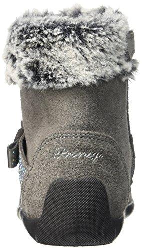 Primigi Tisby - Zapatos de primeros pasos Bebé-Niños Gris - Gris (Grigio/Grigio)
