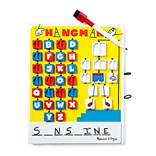 Melissa & Doug Flip-to-Win Hangman