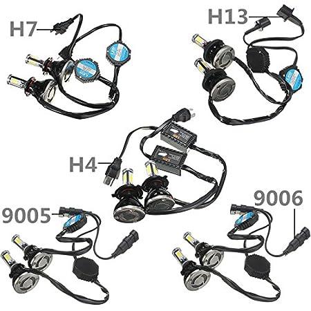 H7 Vs H13
