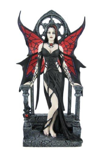 Veronese ARACHNAFARIA Gothic Fairy Statue Anne Stokes Spider