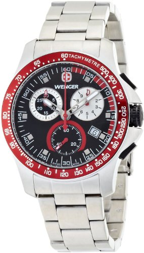 WENGER watch Bata Rion Chrono 70784 men's [regular imported goods]