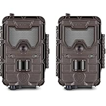 Bushnell Trophy Cam HD Aggressor 14MP Wireless Trail Camera (Pack of 2)