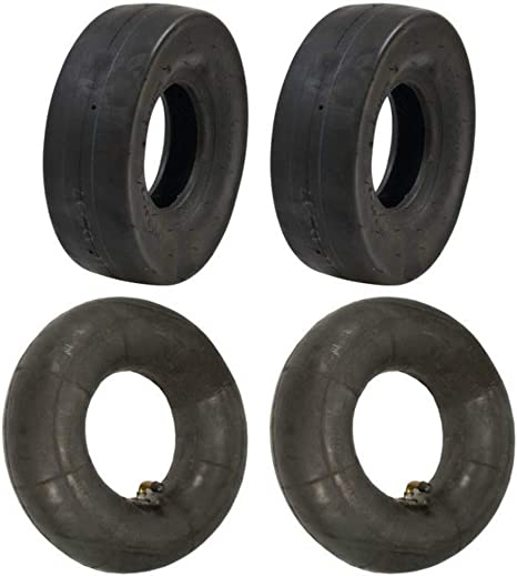CARLISLE TIRE TUBE BLACK 4.10//3.50-5 TR 87 Valve Stem