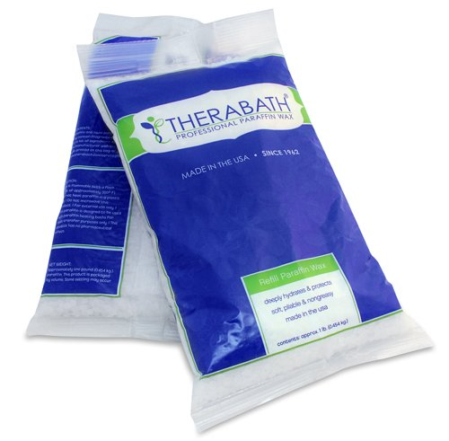 Therabath Paraffin Wax Refill - Use To Relieve Arthritis Pain and Stiff Muscles - Deeply Hydrates and Protects - 24lbs Scent Free by Therabath (Image #5)