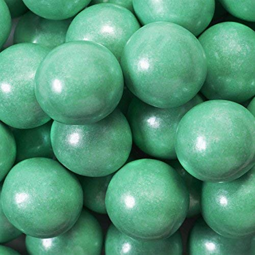 Shimmer Turquoise Gumballs 2lb -