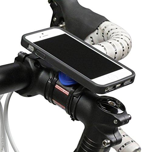 Quad Lock Bike Mount Kit for iPhone 5/5S/SE - Black (Quad Lock Iphone 5s compare prices)