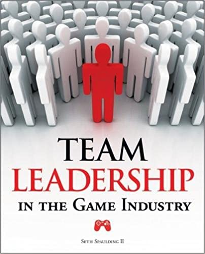 Book Team Leadership in the Game Industry