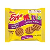 Eggo Minis Cinnamon Flavored Waffle, 2.64 Ounce -- 72 per case.