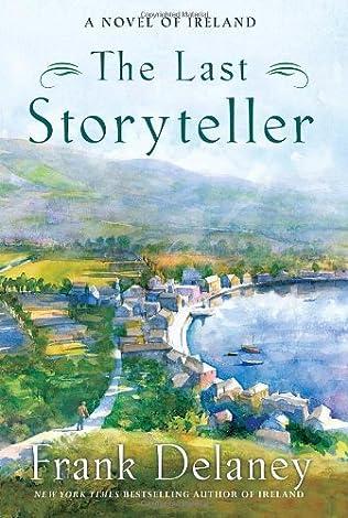 book cover of The Last Storyteller