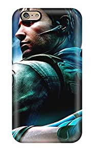 Series Skin Case Cover For Iphone 6(resident Evil Video Game Other)