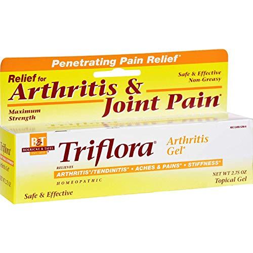 (2Pack! Boericke and Tafel Triflora Arthritis Gel - 2.75 oz )