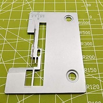 YICBOR Repuesto de aguja para máquina de coser #550445-452 para Singer 14U544, 14U554, 14U555, 14U557: Amazon.es: Hogar