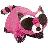 Pillow Pets Mystical Racoon Large Plush Toy Plush, Purple/Black, One Size