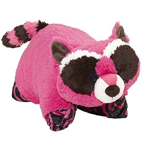 Pillow Pets Jumboz ? Mystical Racoon Large Stuffed Animal Plush Toy Plush JUST TOY GAMES
