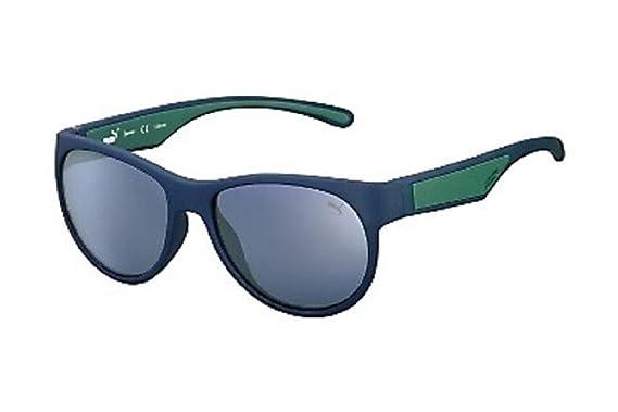 Puma - Gafas de sol - para mujer Azul azul: Amazon.es: Ropa ...